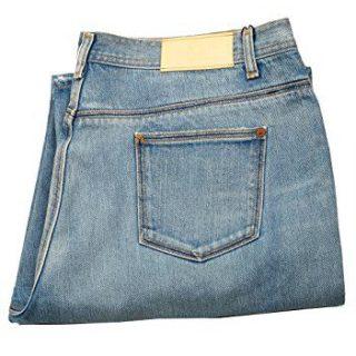 Gucci CL Blue Bootcut Jeans Size 54/38 U.S.