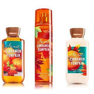 Bath & Body Works Sweet Cinnamon Pumpkin