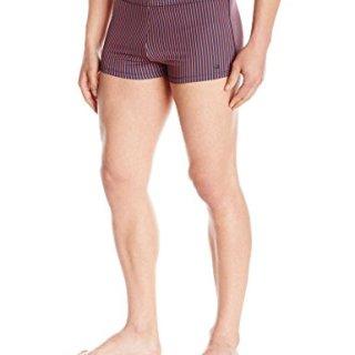Hugo Boss BOSS Men's Barb Swim Short, Navy, Large