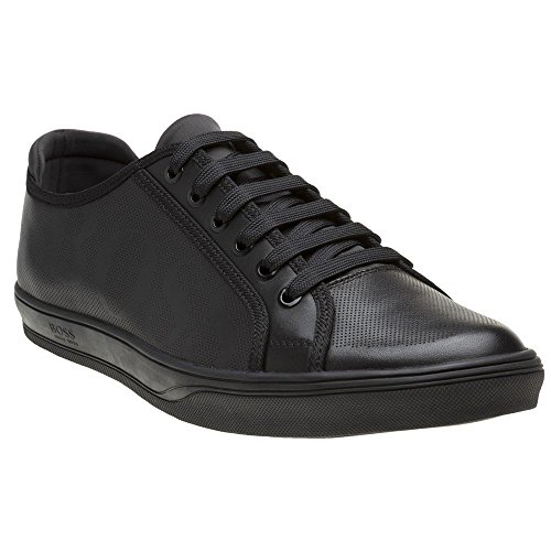 Hugo Boss - Attitude Tenn Lux - Color: Black - Size: 9.0