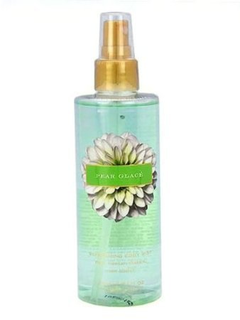Victoria's Secret Garden Pear Glace Refreshing Body Mist Splash 8.4 fl oz (250 ml)