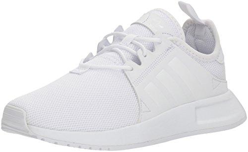 adidas Originals Unisex-Kids X_PLR J, White/White/White, 6 M US Big Kid