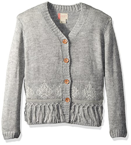 Roxy Big Girls' Miles from You Cardigan