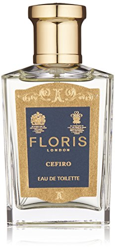 Floris London Cefiro Eau de Toilette Spray, 1.7 Fl Oz