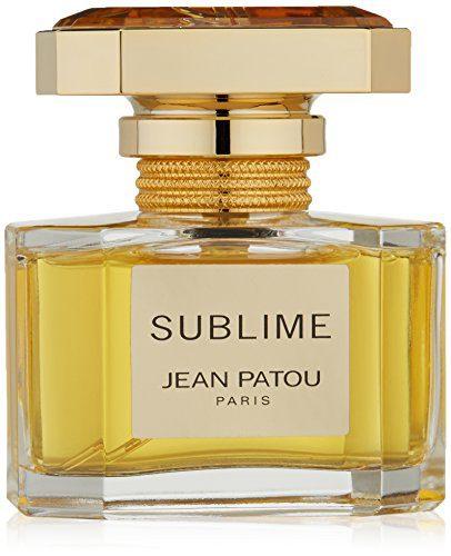 Jean Patou Sublime Eau de Parfum Spray for Women, 1 Ounce