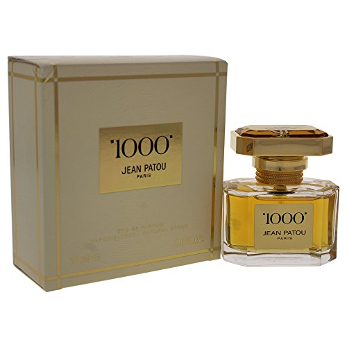 Jean Patou 1000 Eau De Parfums Spray for Women, 1 Ounce