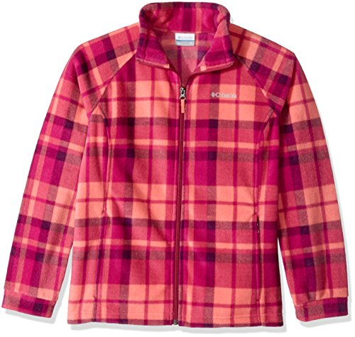 2d60c68212bc Columbia Little Girls  Benton Springs Ii Printed Fleece Jacket