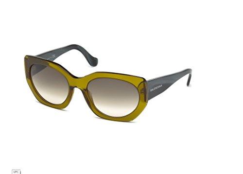 100% Authentic Balenciaga Female Sunglasses Color: 96B Size 57mm