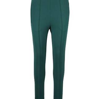 Balenciaga Women's Green Viscose Leggings