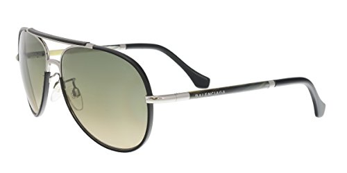 Sunglasses Balenciaga BA black/other / gradient smoke