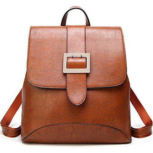 Womens Fashion Backpacks Purse PU Leather Shoulder Bags