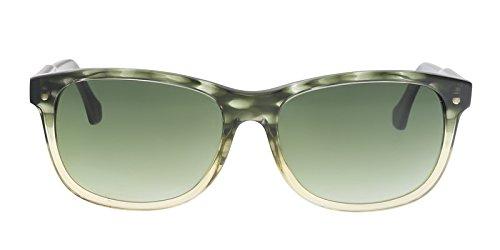 Sunglasses Balenciaga BA 19 BA0019 98P dark green/other / gradient green