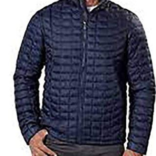 Ben Sherman Mens Quilted Lightweight Jacket (L, Navy)