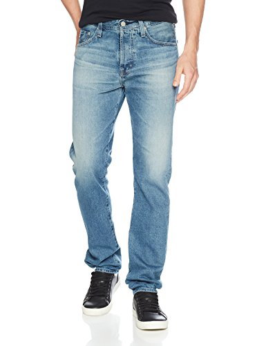 AG Adriano Goldschmied Men's Pipe Vintage Denim, Years Laguna, 36