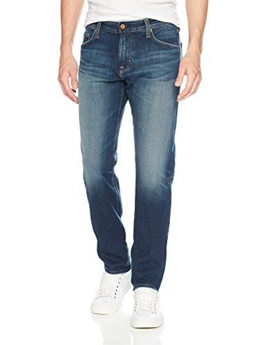 AG Adriano Goldschmied Men's Graduate Tailored Leg 360 Denim, 9 Years Faring, 38