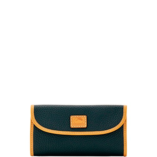 Dooney & Bourke Patterson Leather Continental Clutch Wallet
