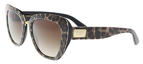 Dolce & Gabbana Women's Acetate Woman Sunglass Square