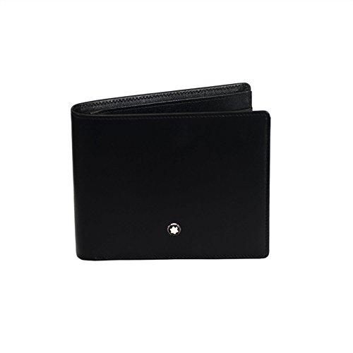 Montblanc Meisterstuck Men's Medium Leather Wallet