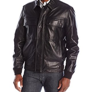Marc New York by Andrew Marc Men's Andover Bomber