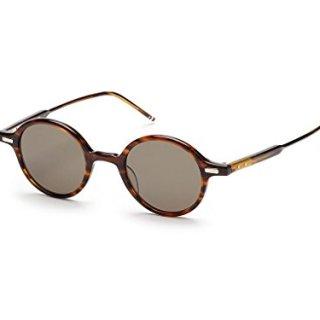 THOM BROWNE Walnut w/ G15-AR Sunglasses