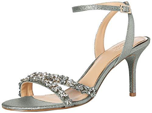 Jewel Badgley Mischka Women's Jarrell Heeled Sandal