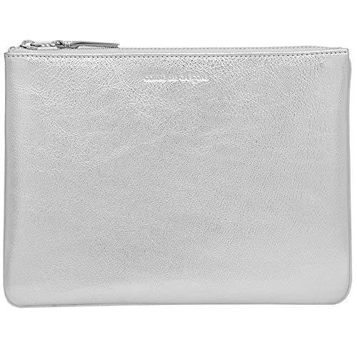 Comme Des Garçons Women's Gold Leather Wallet