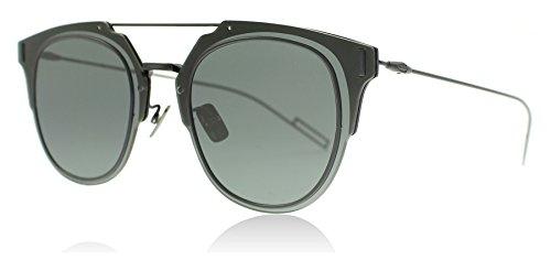 f09f17c065c Home   Shop   Women   Accessories   Sunglasses   Eyewear   Dior Homme  Composit 1.0 006 Black Composit Round Sunglasses Lens