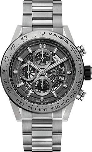 TAG Heuer Carrera Calibre HEUER 01 Chronograph 45mm Men's Watch