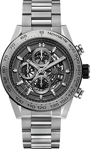 TAG Heuer Carrera Calibre HEUER 01 Chronograph 45mm Men's Watch