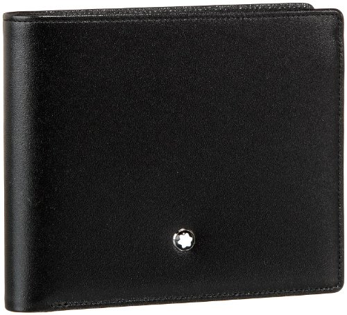 Montblanc Meisterstuck Men's Medium Leather Wallet