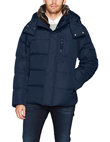 Marc New York by Andrew Marc Men's Baltic Mid Length Parka
