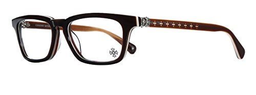 Chrome Hearts - Micropoke - Eyeglasses (Brown Bone Brown, Clear)