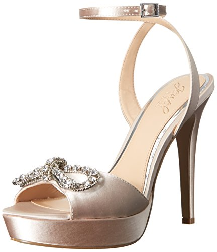 Badgley Mischka Jewel Women's Mildred Heeled Sandal