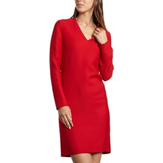 Double Crepe Dress Winter Collection Women
