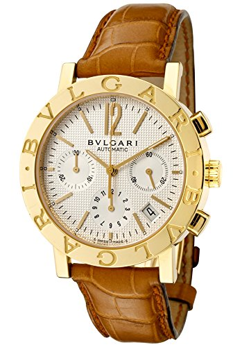 Men's Bulgari Bulgari Mechanical/Automatic Chronograph