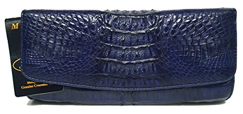 Authentic M Crocodile Skin Womens Genuine Tail Crocodile Leather