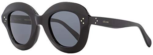 Celine Black Lola Round Sunglasses Lens Category 3 Size 46mm
