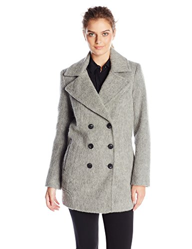 Marc New York by Andrew Marc Women's Effie Brushed Wool-Blend