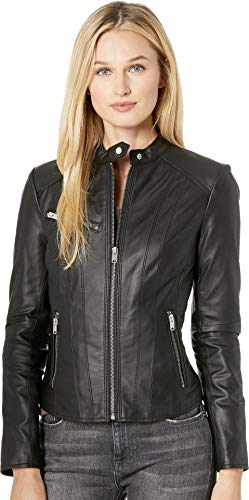 """Marc New York by Andrew Marc Women's Felicity 19"""" Feather Leather"""