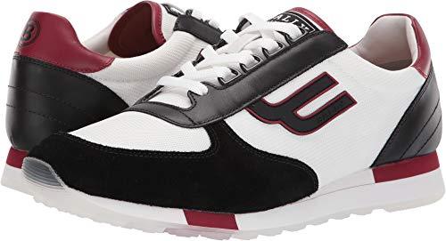 BALLY Men's Gavino Sneaker Black 8 D UK