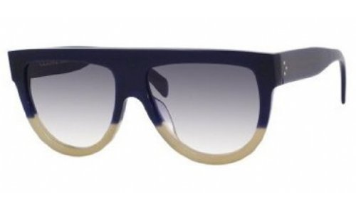 Celine Sunglasses Blue Sand (DV Gray Dblgradiet Lens)-58mm