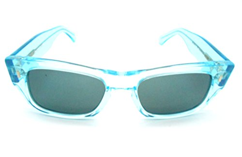 Cutler and Gross clear blue Sunglasses