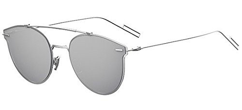 Dior Homme Pressure Palladium Pressure Round Sunglasses Lens Category 3 Len