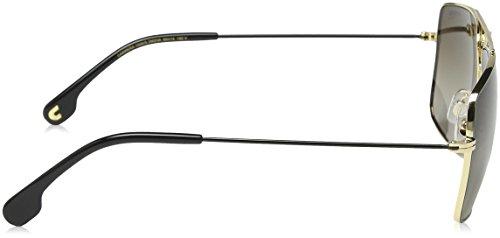 7a4c6bcf90938f Home   Shop   Men   Accessories   Sunglasses   Eyewear   Carrera 1006 s  Rectangular Sunglasses, Black   Gold, 14 mm