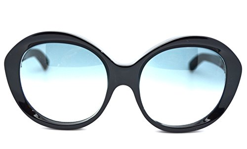 Cutler and Gross Sportmax M0004 Round Oversized Sunglasses