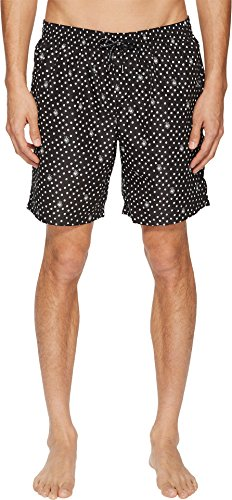 Dolce & Gabbana Men's Mid Length Polka Dot Boxer