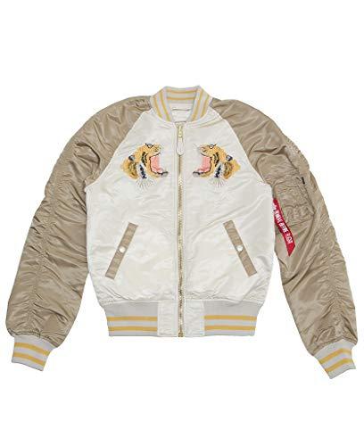 Alpha Industries Men's Tiger Souvenir Jacket