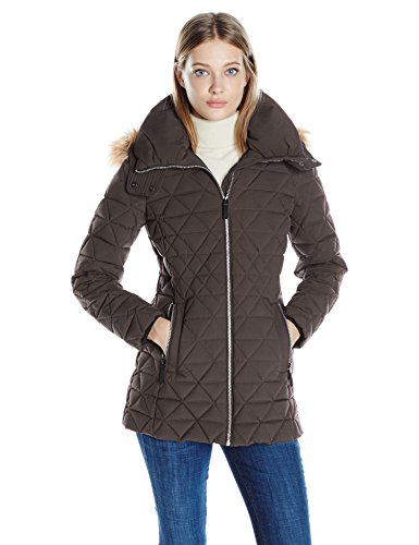 Marc New York by Andrew Marc Women's Tobi Quilted Coat