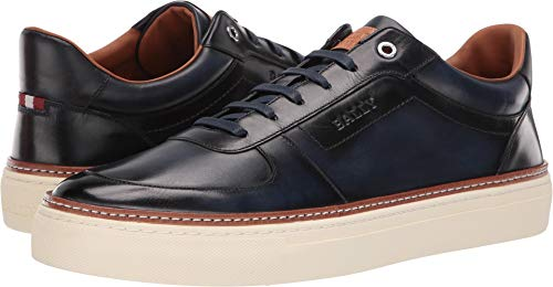 BALLY Men's Hens Sneaker Ink 12 D UK