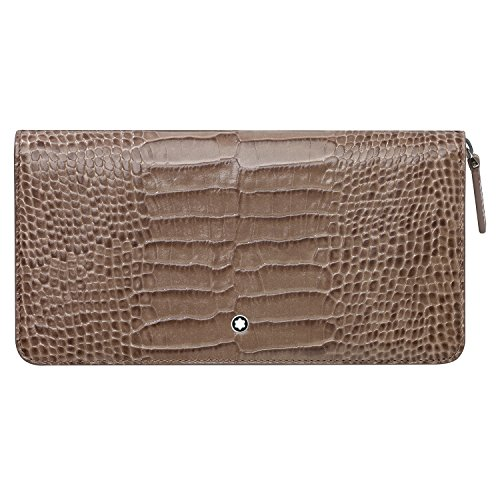 Montblanc Wallet 8cc with Zip & Coin Case